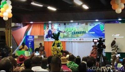 Côte d'Ivoire: Brassivoire sponsor de la 39è édition du popo carnaval