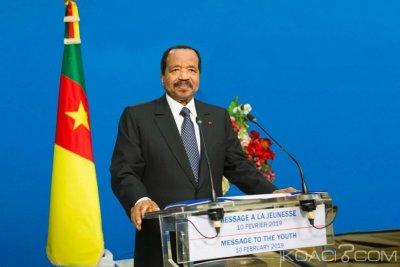 Cameroun : Biya s'adresse à la jeunesse, ce qu'il faut retenir du discours présidentiel