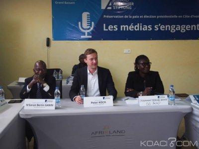 Côte d'Ivoire : Présidentielles de 2020, des médias signent un code de conduite et s'engagent à assurer une couverture médiatique professionnelle