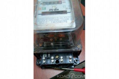 Côte d'Ivoire : Une installation frauduleuse d'électricité découverte dans un village à Daloa