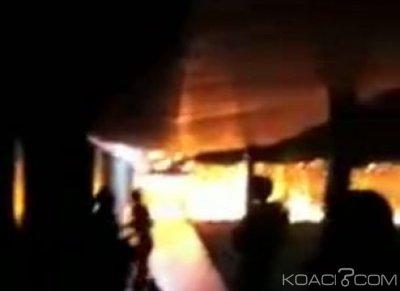 Cameroun : Kumba, incendie d'un hôpital, des malades brûlés vifs, les sécessionnistes suspectés