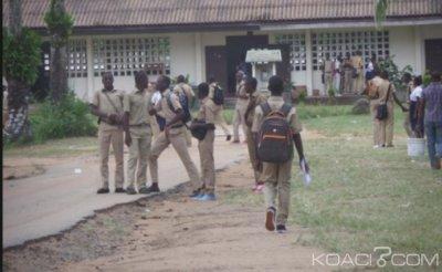 Côte d'Ivoire : Grève au secondaire, primaire à l'université de Cocody, la coalition EDS pro-Gbagbo dénonce l'option prise par les autorités de tutelle