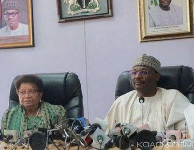 Nigeria :  Elections 2019, Sirleaf, chef des observateurs de la CEDEAO, en consultation