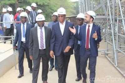 Côte d'Ivoire : Bruno Koné affirme que les Tours A et B seront livrées en mai 2019 et annonce le démarrage des travaux de la Tour F