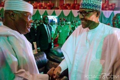Nigeria : Présidentielle 2019, ultime accord de paix et appel aux candidats dont Buhari et Atiku