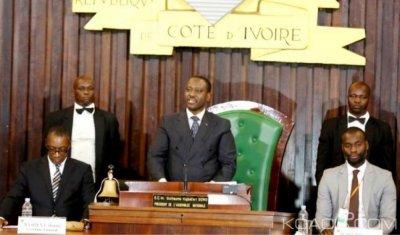 Côte d'Ivoire : Assemblée Nationale, le successeur de Soro connu le 5 mars prochain ?
