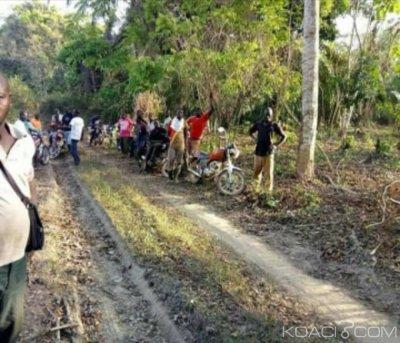 Côte d'Ivoire: Décédé, son corps retrouvé 5 jours plus tard dans une foret à Blolequin