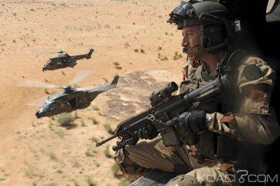Mali:  Venus du Niger, des avions français bombardent des jihadistes dans une forêt