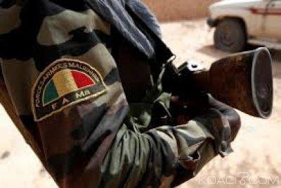 Mali : Cinq  soldats périssent dans deux attaques dans le centre