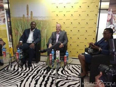 Côte d'Ivoire: À Abidjan, le président de Forever explique son business