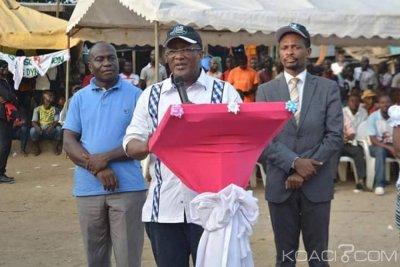 Côte d'Ivoire : Depuis le «parlement» de Locodjo, Ouégnin demande la libération des militaires encore en prison