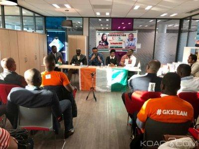 Côte d'ivoire : A paris, bagarre entre partisans de Soro et ceux d'Alassane Ouattara
