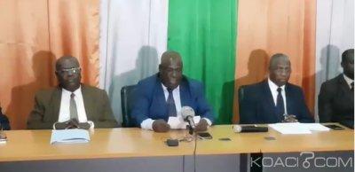 Côte d'Ivoire : Après  la suspension de la participation de deux syndicats aux discussions, le ministère de l'éducation  s'interroge sur la cohérence de leur  réaction