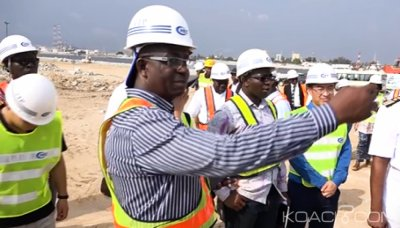 Côte d'Ivoire : Avant  l'inauguration du canal de Vridi élargi, le DG du Port d'Abidjan assure qu'il devrait faire vivre l'économie durant 150 ans au moins