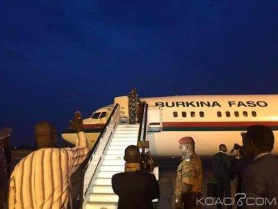 Burkina Faso : Le président Kaboré en visite de travail en Allemagne