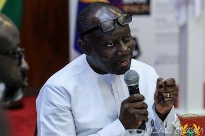 Ghana : Rejet de l'inclusion du Ghana à la liste noire de l'UE