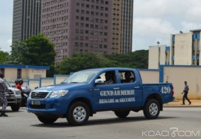 Côte d'Ivoire : Gendarmerie nationale, treize  «déserteurs»  et «indélicats» renvoyés du corps