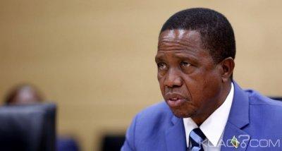 Zambie : L' opposition veut poursuivre le Président  devant la CPI pour tentative d'assassinat contre son chef