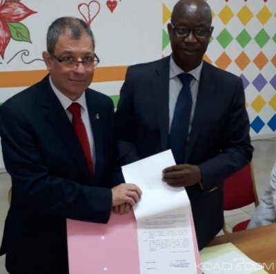 Côte d'Ivoire : Pour une coopération Nord-Sud, Bouaké et une ville de l'Espagne signent leur charte de jumelage