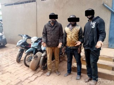 Burkina Faso : Trois voleurs internationaux appréhendés à Ouagadougou