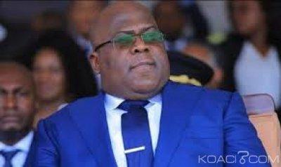 RDC : Après sa première tournée , Tshisekedi  retourne 163 000 dollars au trésor public