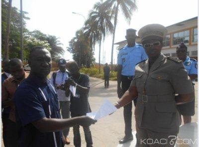 Côte d'Ivoire : Daloa, des organisations professionnelles du secteur public  protestent   contre l'arrestation des enseignants  à Abidjan