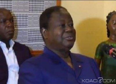 Côte d'Ivoire : Avant sa rencontre avec Soro, Bédié « en 2020 rien n'est bouclé, nous allons balayer tous les faussaires en héritage»