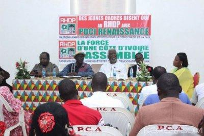 Côte d'Ivoire : Naissance d'un nouveau mouvement pro-RHDP issu du PDCI