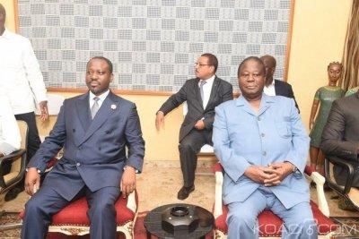 Côte d'Ivoire : Bédié accueille plus froidement le Soro «victime de Ouattara»