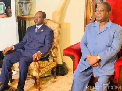 Côte d'Ivoire : Plateforme de Bédié, Soro reste silencieux à Daoukro