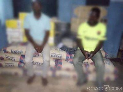 Côte d'Ivoire : À Prikro, après le vol de matériel sur un chantier, un maçon et son receleur épinglé