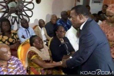 Côte d'Ivoire : Contrevérité de Maitre Dadjé «Simone Gbagbo depuis sa sortie de prison n'a jamais rencontré Pascal Affi N'Guessan»