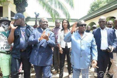 Côte d'Ivoire:  Visite de Soro à Daoukro, comment Bédié a baptisé Soro
