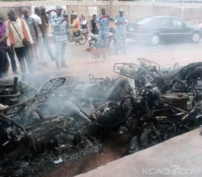 Côte d'Ivoire : Grève éducation/formation, des motos incendiées à Bouaké