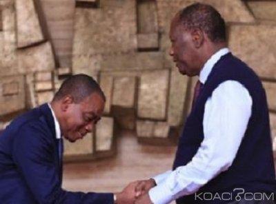 Côte d'Ivoire : Banque mondiale et FMI, Ouattara désigne Diby Koffi Charles pour siéger dans l'organe mixte