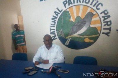 Liberia : Le député Marvin Cole dément tout plan de renversement de Weah
