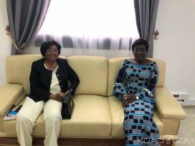 Côte d'Ivoire : Présidentielle 2020, l'UA veut accompagner le gouvernement  en vue de favoriser un climat apaisé