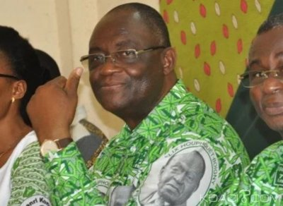 Côte d'Ivoire : Alors qu'elle affirme ne jamais avoir «échangé» avec Bédié depuis sa sortie de prison, Guikahué annonce qu'il a eu au moins une réunion avec Simone Ehivet Gbagbo