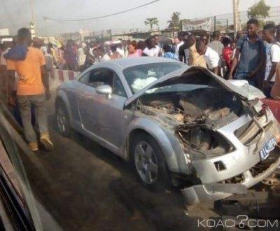 Côte d'Ivoire: Grave accident sur l'axe Grand Bassam-Abidjan, 03 morts et des blessés graves