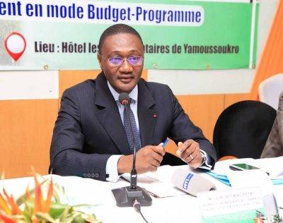 Côte d'Ivoire : Moussa Sanogo demande plus d'efforts aux agents de la DGBF dans la mise en œuvre des différentes activités du PAS