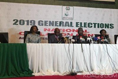 Nigeria : Présidentielle, l'INEC répond aux allégations du PDP, Buhari devance Atiku