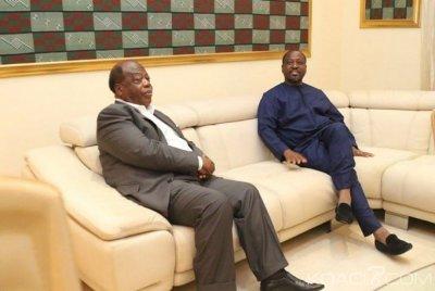 Côte d'Ivoire : De retour de Daoukro, Soro chez Banny
