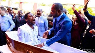 Afrique du Sud :  Plainte contre le Pasteur évangélique Alph Lukau, après un «miracle de résurrection»