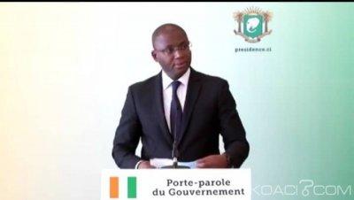 Côte d'Ivoire : Grève enseignement, le gouvernement «ce sont des grèves qui ont un relent fortement politique, ce n'est pas digne d'un professeur d'université »