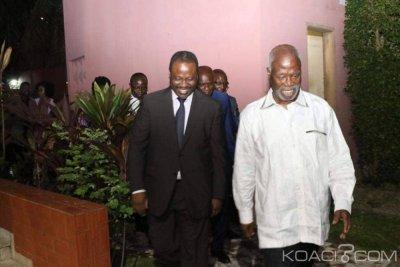 Côte d'Ivoire : Après Banny, Soro chez Moriféré, l'idée d'une plateforme commune évoquée