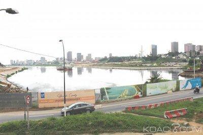 Côte d'Ivoire : Plus de 17 milliards de FCFA du FKDEA pour le financement du projet de sauvegarde et de développement de la baie de Cocody