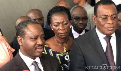 Côte d'Ivoire : Après Banny et Moriféré, Soro chez Affi qui garde le silence après l'audience