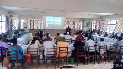 Côte d'Ivoire : Bouaké, pour la prévention des conflits identitaires,   des leaders d'opinion formés par un institut Belge