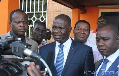Côte d'Ivoire : Candidature RHDP pour la présidence de Assemblée nationale, Ouattara valide le choix de Soumahoro pour sa fidélité