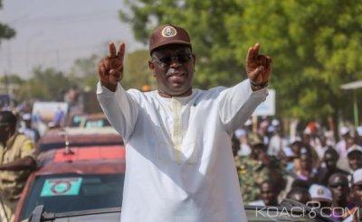 Sénégal : Calme plat après la victoire au premier tour de Macky Sall, les premiers messages de félicitation